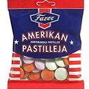 Amerikan Pastilles 150g アメリカン パステリィ  チョコレート 150g×1袋 フィンランドのお菓子です