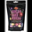 Halva ハルヴァ フルーツ&ベリー味 チョコレート リコリス ボール 140g ×1袋 フィンランドのお菓子です