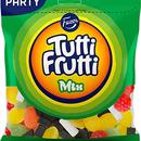 Fazer Tutti Fruttiトゥッティ フルッティ ミックス リコリス&フルーツ味 350g*12袋 グルテンフリー フィンランドのお菓子です