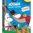 Fazer Moomin cookie 175g ファッツェル ムーミン クッキー ビスケット 175g 10箱セット ムーミン谷のキャラクターの形のクッキーです フィンランドのクッキーです