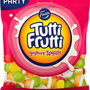 Fazer Tutti Fruttiトゥッティ フルッティ スプラッシュ ヨーグルト&フルーツ味 グミ 350g*1袋 フィンランドのお菓子です