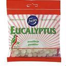 ファッツェル ユーカリ のど飴 200g×1袋 フィンランドのお菓子です  ×FAZER EUCALYPTUS PASTILLIPUSSI 200 G