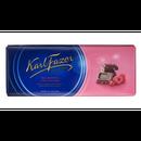 Karl Fazer ラズベリー&クランベリー味 チョコレート 200g 2枚セット (400g) フィンランドのチョコレートです