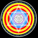 魔法円ブレスレット1/3(森月ウラン先生の魔法円画像と説明書付き)