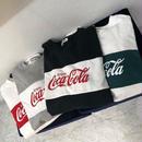 コカコーラ スエットパーカー