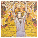 "(used) HVW8 ""fela kuti"" art graphic picture (m003)"