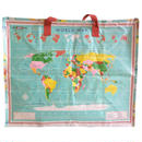 world map big bag (gbk008)