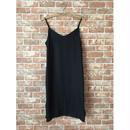 【受注生産/約1ヶ月後のお届け】LYS -fantasia for your dress- chemise [black]