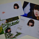 【MA1002】MAAMI アーティスト写真5枚入り(サイン付)
