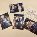 【MA1001】MAAMI アーティスト写真5枚入り(サイン付)