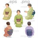 シニアイラスト (EPS , PNG )   se_189