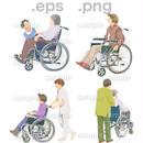 シニアイラスト (EPS , PNG )   se_092