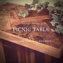 オリジナルピクニックテーブル*03. HERRINGBONE