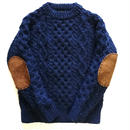 makufuri Hand Knit Fisherman<NavyNepp>