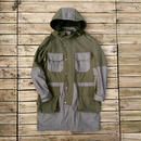 makufuri  60/40 Mountain Coat〈Green〉