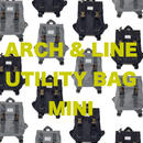 【ARCH&LINE】UTILITY BAG MINI