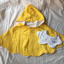 ベビーギフト2点セット#紙吹雪yellow