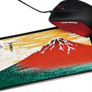 Mouse pad (Mt.red Fuji)