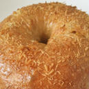0111-ココナッツとオレンジ ベーグル(1ヶ入)