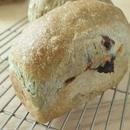 0564-豆乳ミニ食パンのよもぎとプルーン(1ヶ入)