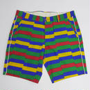 JEKKAH AFRICAN FABRIC   SHORTS