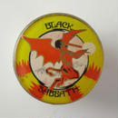 BLACK SABBATH FLYING DEVIL   VINTAGE BADGE