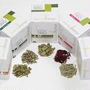 ハーブティー 4種:各30g <リーフ>:東ティモール産・フェアトレード・自然栽培・無農薬