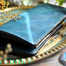 イタリアンレザー・革新のプエブロ・長財布(オルテシア)