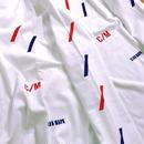 Club MAPS Long Sleeve Tee - WHITE
