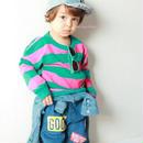 (072)♡トップス♡ボトムス♡2点set♡セットアップ♡80-110size♡