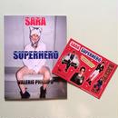 SARA SUPERHERO ★Valerie Phillipsサイン入★