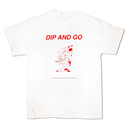 The Editorial Magazine Tシャツ【Dip and Go】by Mark Delong