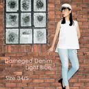 【Mhairi】34/ Dameged Denim