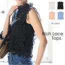 Rich Lace Tops