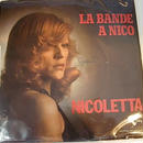 French Jazz 45 NICOLETTA / LA BANDE A NICO