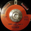 JAZZ  45*DUKE ELLINGTON AND HIS ORC / LIMBO JAZZ