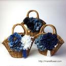 Denim Flower Bag      [全3種類]