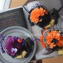 【ご予約】Halloweenミニパンプキンチョーカー