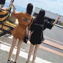 サロペット❤スポーティな韓国可愛いファッションで、この夏を楽しもう! hdfks961419