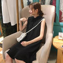ワンピース❤Iライン体型カバーで可愛い韓国ファッションオルチャンワンピ hdfks961333