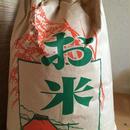 【定期便】自然農法の白米5kg  静岡県2017年産<野菜セット注文者限定>