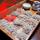 年末限定! 年越し蕎麦(生麺) 6食セット ※製麺所特製そばつゆ付き