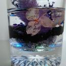 フラワーライト(紫)
