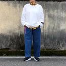 Sunny side up(サニーサイドアップ)/ remake denim trousers (2)