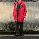 80S woolwich mountain parka red 中綿/used/usa古着