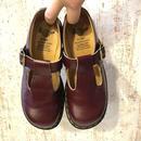 Dr.Martins UK製 strap Burgundy UK5