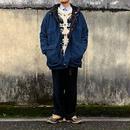【期間限定セール】80S woolwich mountain parka navy/6040 /used/usa古着