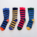 RoToTo  / cotton border socks