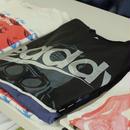 BPLJ × Leaddy フルシルクスクリーン[Kurt cobain]Tシャツ