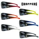 残りわずか!アメリカ Choppers チョッパーズ パッド付き バイカー サングラス  バイク ゴーグル CP912 6カラー